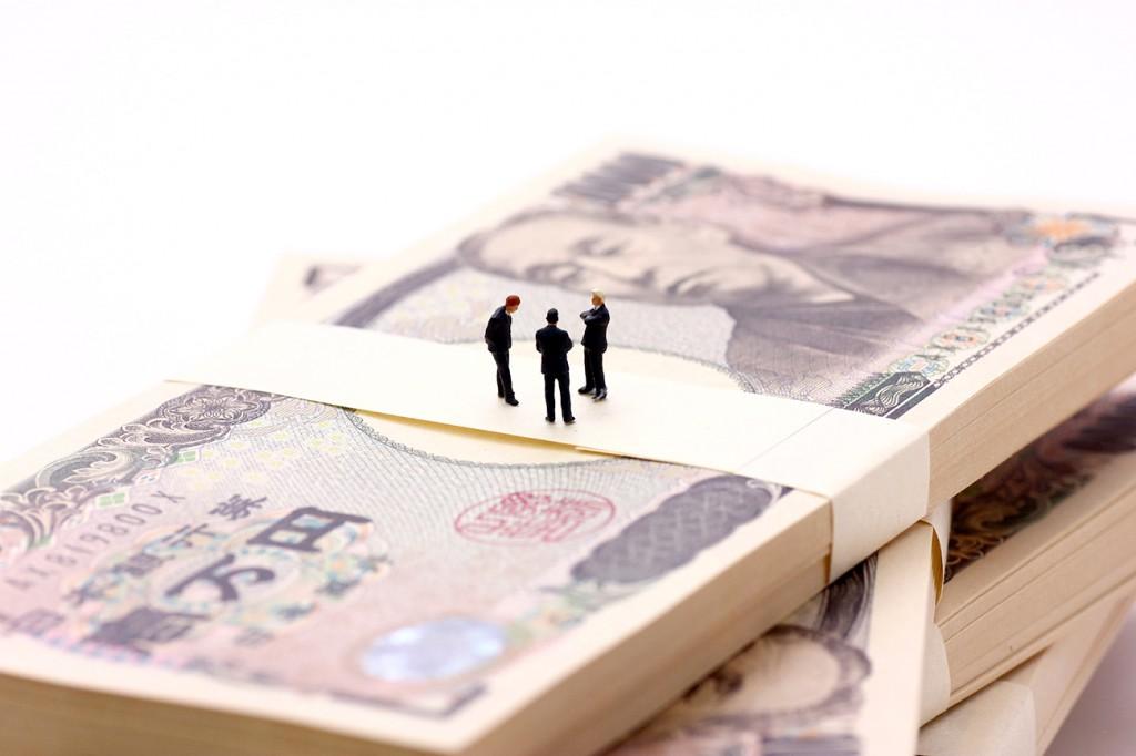 お金とサラリーマン