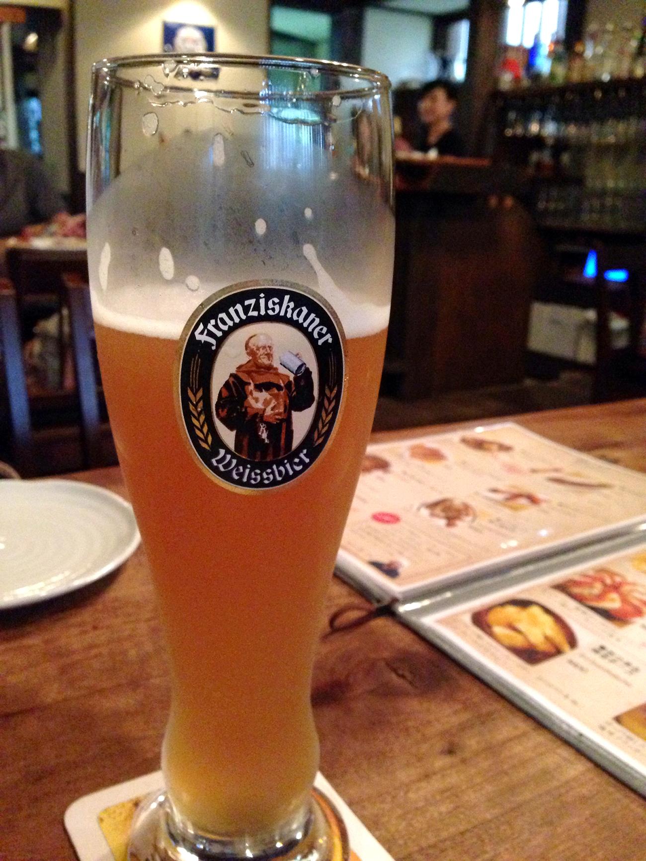 ツム・シュバルツェン・カイラー/ドイツビール