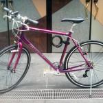買った頃のマイ自転車