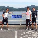 【しまなみ海道サイクリング】2日目:大三島〜尾道