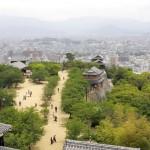 松山市の眺め