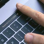 MacBook Pro(Late 2016)の指紋認証